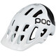 POC Tectal Race Helmet hydrogen white/uranium black